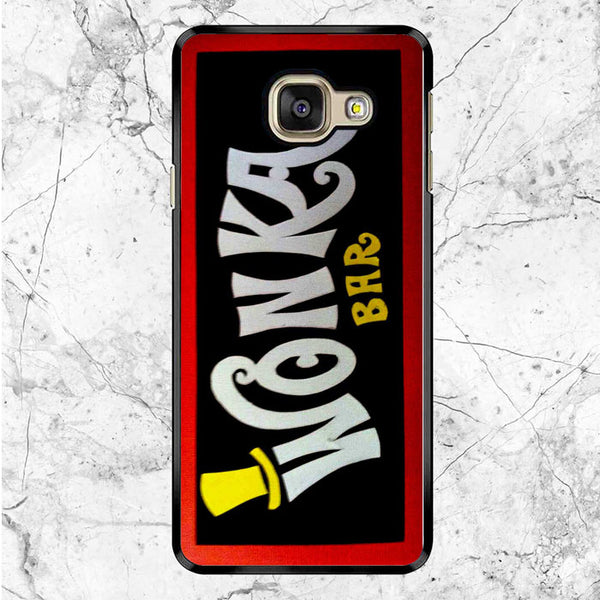 Willy Wonka Chocolate Samsung Galaxy A9 Case