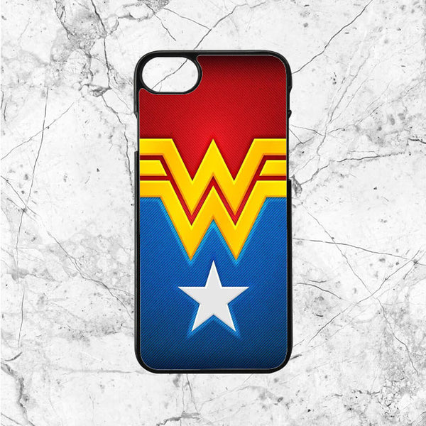 Wonder Woman Star Logo