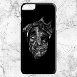 Zombie New Biggie And Tupac Face Rap Hip Hop iPhone  6 Plus | 6s Plus | Case | Sixtyninecase