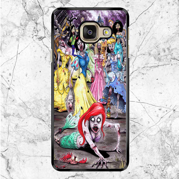 Zombie Princess Disney Samsung Galaxy A9 Pro Case