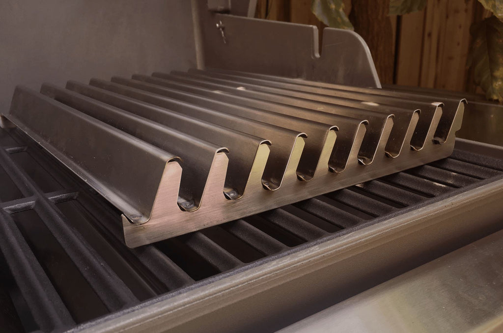 True Wave Grill Topper True Wave Grilling