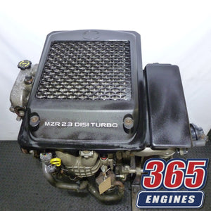 Buy Used 2007 Mazda 3 MPS Engine 2.3 Petrol L3 Turbo Fits 2006 - 2009 - 365 Engines