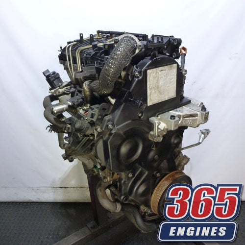 Buy Used 2009 Fiat Scudo 1.6 Multijet Diesel Engine 9HU Code Fits 2007-2011 - 365 Engines