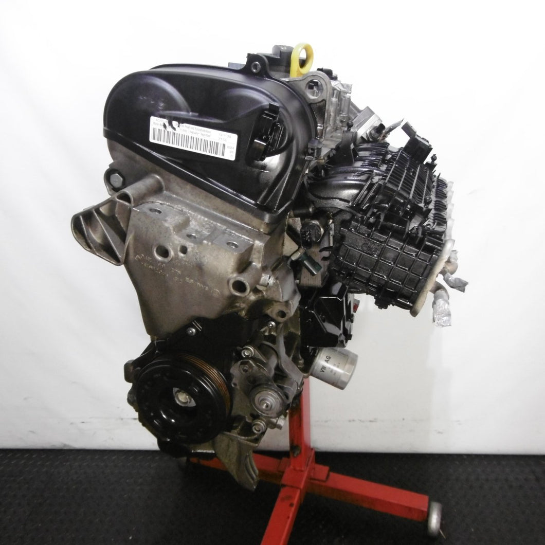 Buy Used 2014 Volkswagen Golf Engine 1.4 TSI Petrol CMBA Code Fits 2012 - 2015 - 365 Engines