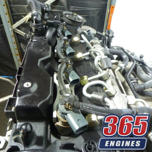 Buy Used Audi TT 2.0 TDI 184 Bhp Diesel Engine CUNA Code Fits 2014 - 2018 - 365 Engines