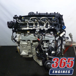 Buy Used BMW 1 Series 118D Engine 2.0 Diesel 150 bhp B47D20A Code Fits 2015 - 2019 - 365 Engines