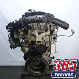 Buy Used Citroen C4 1.2 Engine Petrol HNZ HN01 EB2DT Code 110HP Fits 2014-2018 - 365 Engines