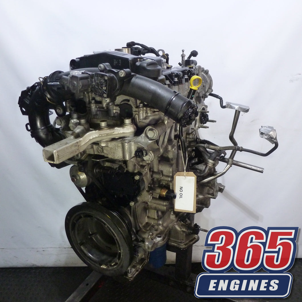 Buy Used Citroen C4 Cactus 1.2 Engine Petrol HNZ HN01 EB2DT Code 110HP Fits 2014-2018 - 365 Engines