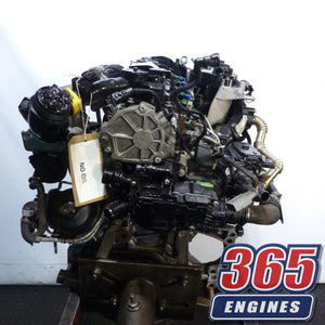 Buy Used Citroen C4 Cactus C3 DS4 Engine 1.6 HDI Diesel BHY Code DV6FD Euro 6 Fits 2014 - 2018 - 365 Engines