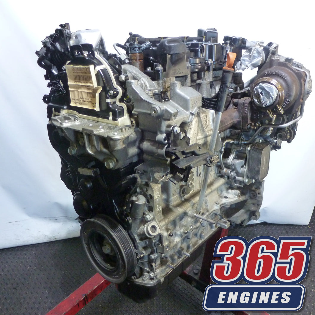 Buy Used Citroen C4 Grand Space Tourer Engine 1.5 HDI Diesel YHZ DV5RC Fits 2018 - 2019 - 365 Engines