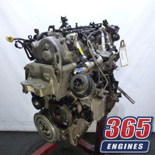 Buy Used Fiat Doblo 1.3 Multijet Diesel Engine 263A2000 Code 90 BHP 2011-2015 - 365 Engines