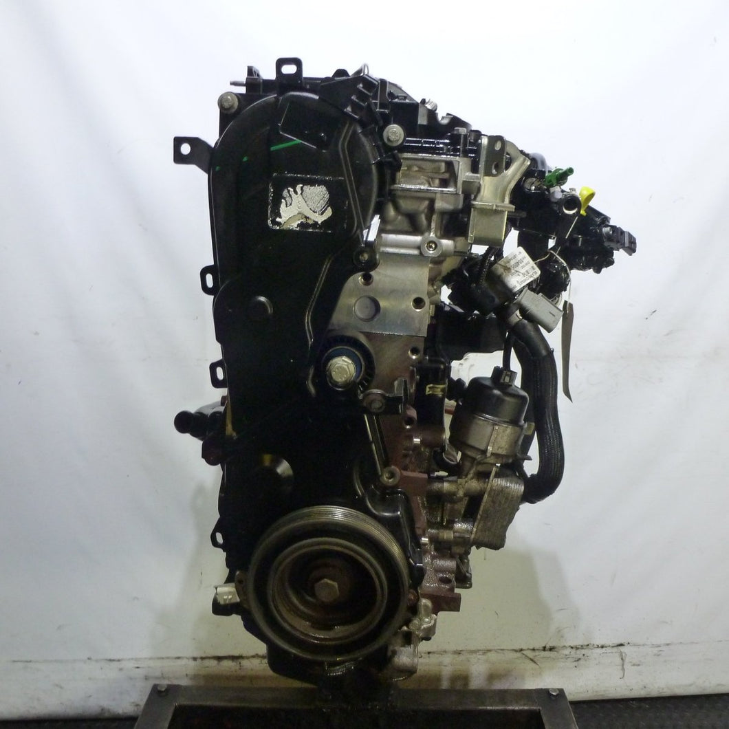 Buy Used Fiat Scudo 2.0 Multijet Engine Diesel AHZ Code Euro 5 Fits 2011 - 2016 - 365 Engines