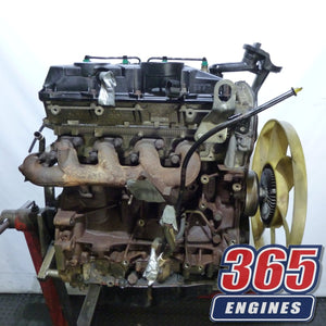Buy Used Ford Transit Engine 2.4 TDCI Diesel RWD PHFA Code Fits 2007 - 2012 - 365 Engines