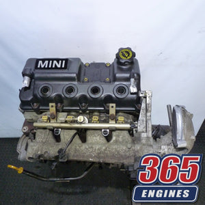 Buy Used Mini Cooper S 1.6 Engine Petrol W11B16A Fits 2002 - 2006 R50 R52 R53 - 365 Engines