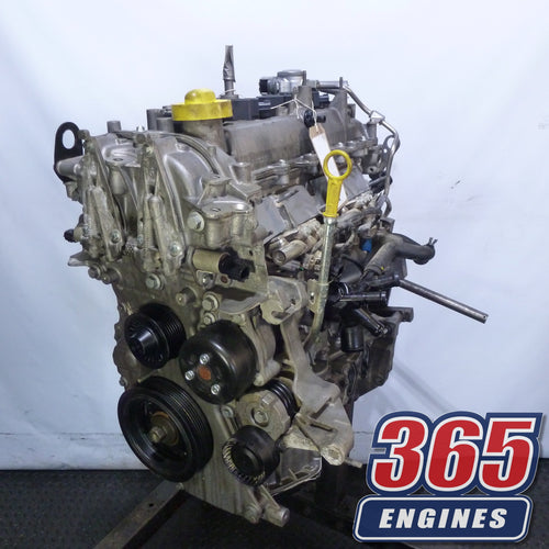 Buy Used Nissan Qashqai Engine 1.2 DIG-T Petrol HRA2DDT Code Fits 2014 - 2019 - 365 Engines