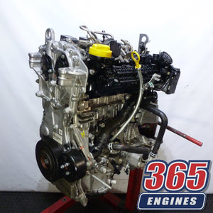USED Renault Captur Engine 1.3 TCE Petrol H5H470 Code Fits 2018-2019 - 365 Engines