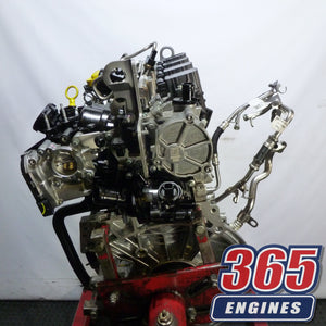 USED Renault Kadjar Engine 1.3 TCE Petrol H5H470 Code Fits 2018-2019 - 365 Engines
