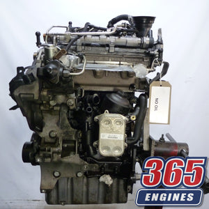 Buy Used Skoda Fabia / Roomster 1.2 TDI Diesel Engine CFW Code Fits 2010-2015 - 365 Engines