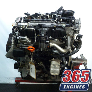Buy Used Skoda Octavia 1.6 TDI Engine Diesel CAYC Code 105 BHP Fits 2009 - 2013 - 365 Engines