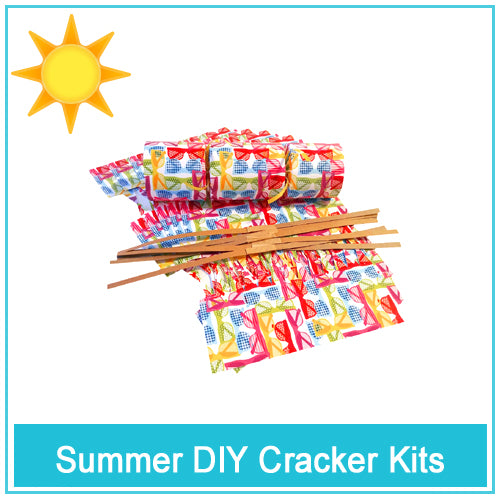 DIY SUMMER CRACKER KITS