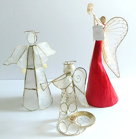 "Christmas Tree Ornaments | ""Angels"""