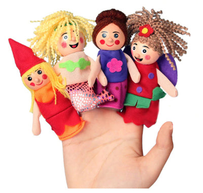 Finger Puppets for Theatre
