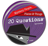 20 Questions Mystery Cards