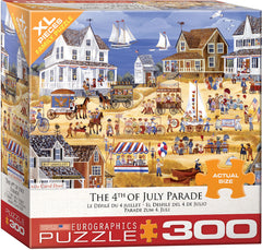 "Jigsaw Puzzle ""4th of July"""