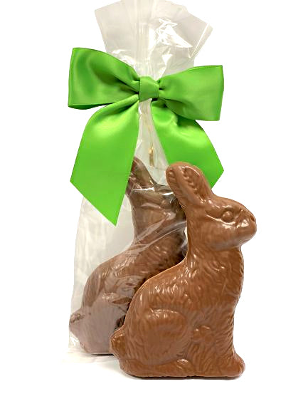"6"" Milk Chocolate Easter Bunny - 115 gms"