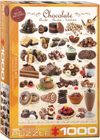 "Jigsaw Puzzle | ""For Chocolate Lovers"" - 1000 Pieces"