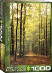 "Jigsaw Puzzle | ""Forest Path"""