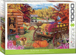 "Jigsaw Puzzle | ""Autumn Garden"". 1,000 Pieces. $20"