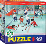 "Kids' Jigsaw Puzzle | ""Junior League Hockey"""