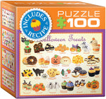 "Jigsaw Puzzle | ""Halloween Treats"""