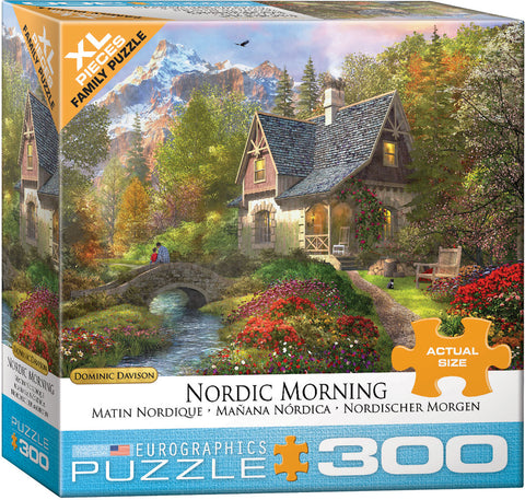 "Jigsaw Puzzle X-LG | ""Nordic Morning"""