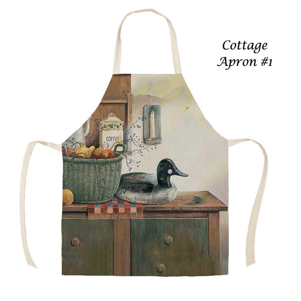 Aprons for the Cottage!