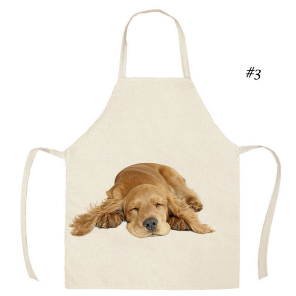 Cute Aprons with Doggy Designs!