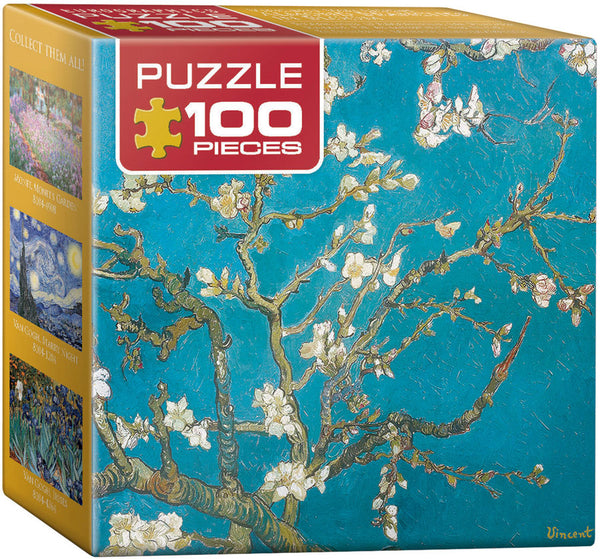 "Jigsaw Puzzle | ""Almond Blossoms"""