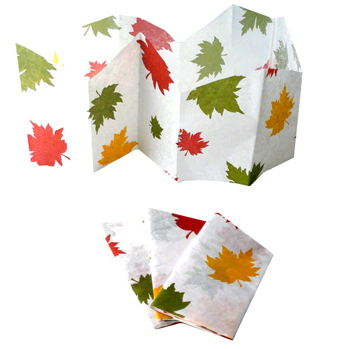 "Paper Hats | ""Autumn Leaves"""