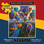 "Jigsaw Puzzle | ""Balloon Festival"" by Eric Dowdle"