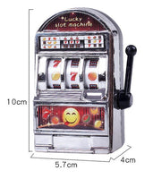 Mini Slot Machine - measurements