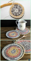 Corker Spool Project Idea - Various Coasters