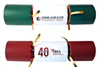 Custom branded logo Christmas crackers