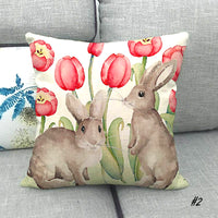 Easter Cushion Covers