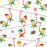 "Christmas Cracker Paper Hats | ""Busy Elves"""