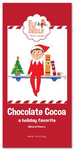 Elf on the Shelf Chocolate Cocoa, 35 gm