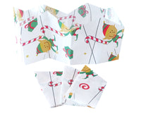 "Christmas Cracker Paper Hat Crowns | ""Busy Elves"""
