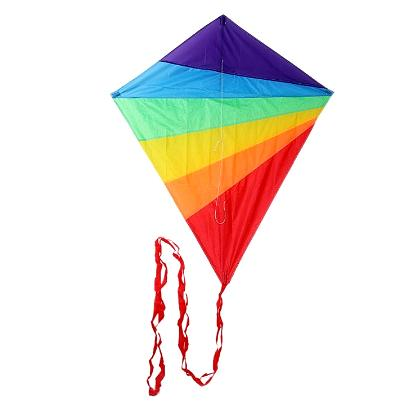 Rainbow Cloth Kite