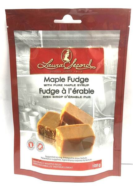 Laura Secord Maple Fudge