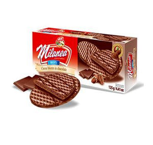 LUMAR CHOCOLATE BISCUITS